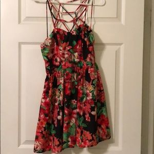 Dresses & Skirts - Floral dress by Hippie Love